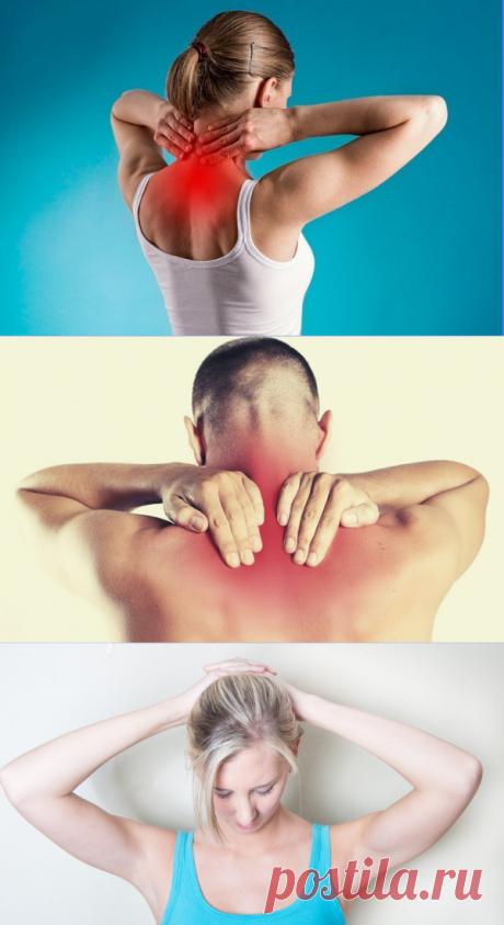 5 упражнений для шеи: нормализуется давление