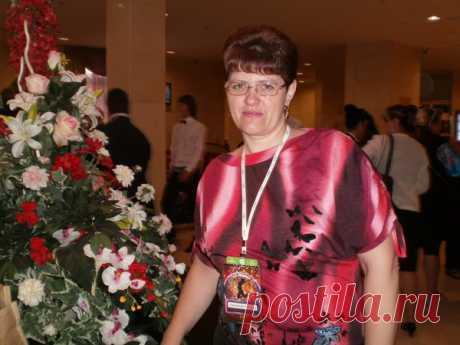 Наталья Пасечник