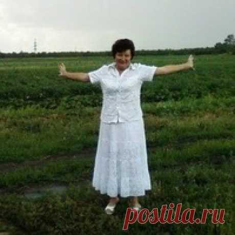 Анастасия Родыгина