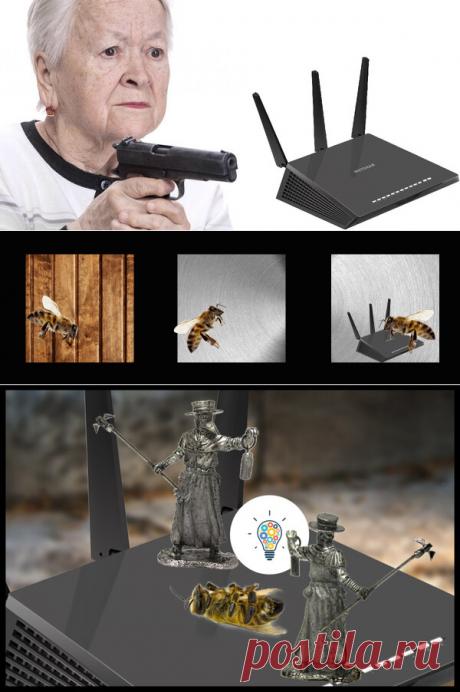 💡Учёные доказали, что Wi-Fi негативно влияет на пчёл. | ТехноМут | Яндекс Дзен