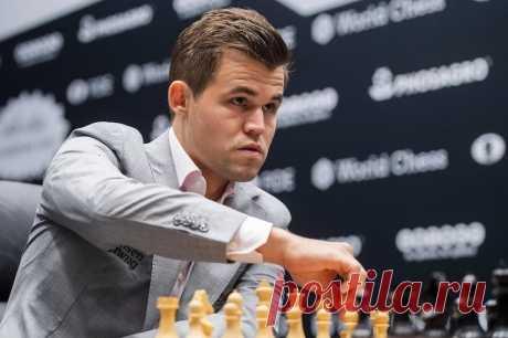 Болельщики считают норвежского гроссмейстера Карлсена величайшим шахматистом в истории | Спорт