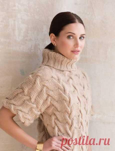 Трейси Пёрчер. 3D вязание на спицах