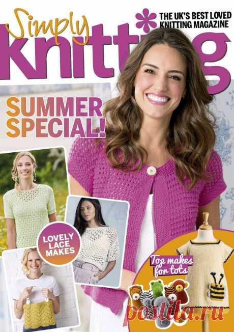 Simply Knitting №175 2018