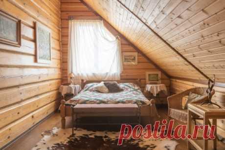 Как утеплить крышу дома своими руками - Темы недели - Журнал - FORUMHOUSE