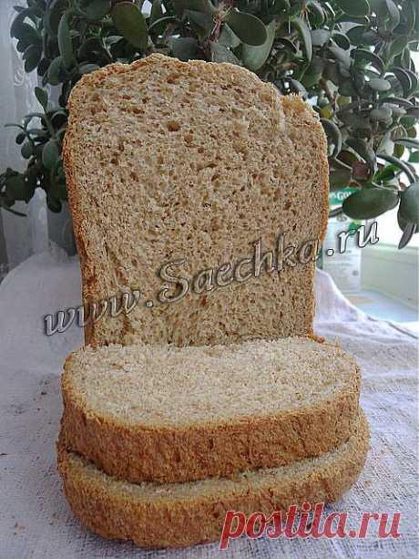 Хлеб Диетический | рецепты на Saechka.Ru