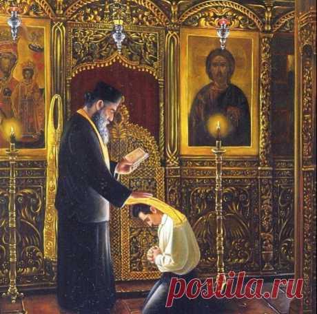 Православные грехи....
