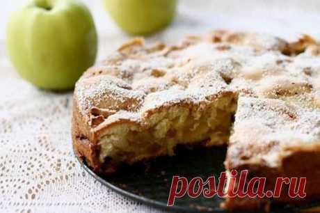 La carlota dietética de manzana