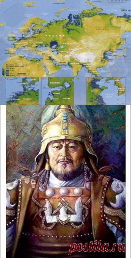 Почему Чингисхан ходил в походы? - pp42r | Boosty