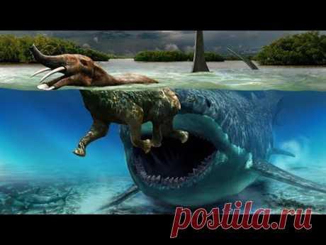 Самые СТРАШНЫЕ Морские ЧУДОВИЩА, Которые Реально Существовали!