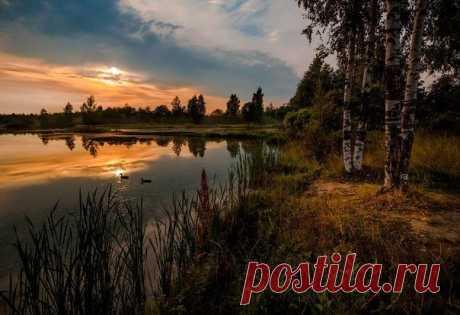 Красивые русские пейзажи от фотографа Аркадия Белова