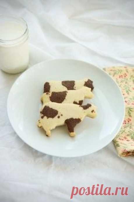 Печеньки-коровы