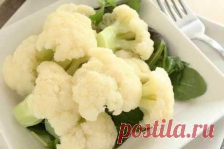 Грибы с цветной капустой: рецепт вкусного и полезного блюда | Кухня | АиФ Украина
