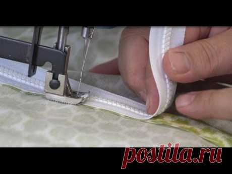 Learning to Sew Part 5: How to Sew a Zipper