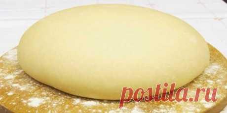 Тесто, как пух на кефире без использования яиц! | Кулинарушка - Вкусные Рецепты