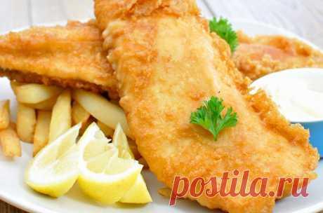 7 рецептов кляра для рыбы