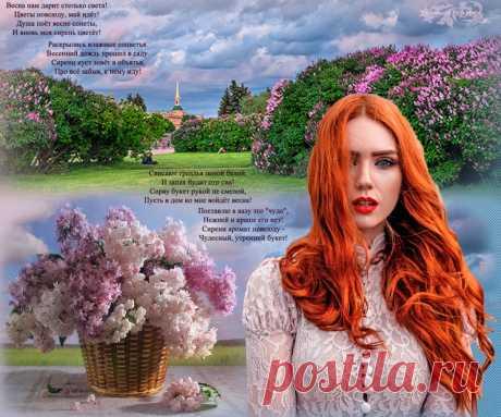 Александра Мигун - Сиреневая весна ~ Плэйкасты ~ Beesona.Ru
