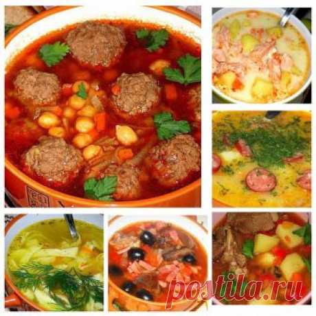 Recipes of 10 most tasty soups\u000d\u000aSurely keep this rare selection