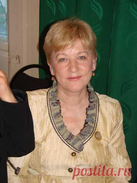 Галина Курбатова