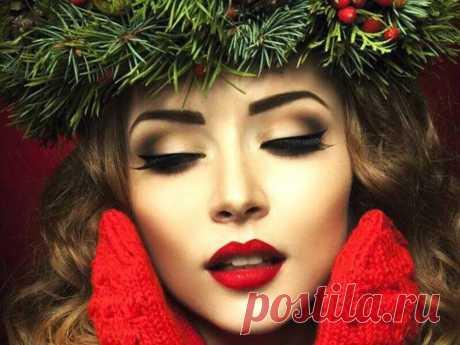 Новогодний Макияж: 3 тыс изображений найдено в Яндекс.Картинках