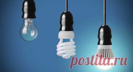 Особенности светодиодных лампочек   Делимся советами