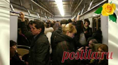 Девушка в метро совершила героический поступок — Калейдоскоп чудес