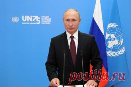Сотрудники ООН бесплатно получат российскую вакцину от коронавируса