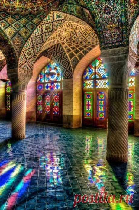 Мечеть, Иран