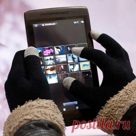 Аксессуары для телефонов - Перчатки для сенсорных экранов