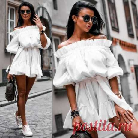 Модное летнее платье : скидки для всех. Новая коллекция. Будь в тренде. Доставка по России.