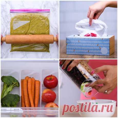 Creative ways to organize your kitchen!
