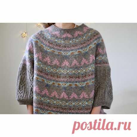 Ravelry: Astrid pattern by Junko Okamoto