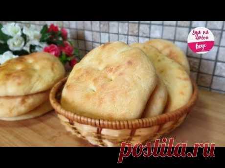 Попробовать ----- Когда лень идти за хлебом – готовлю Лепешки! Без дрожжей и лишней возни