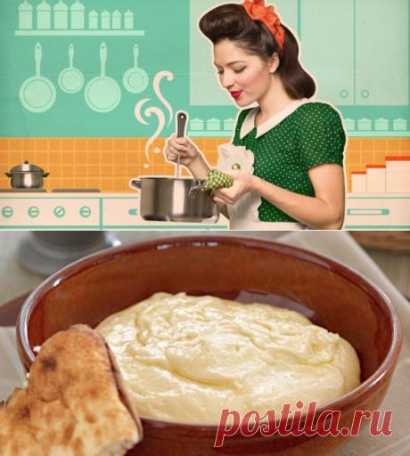 Сырная каша. Пошаговый рецепт с фото на Gastronom.ru
