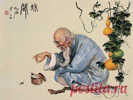 25 лучших китайских пословиц и поговорок