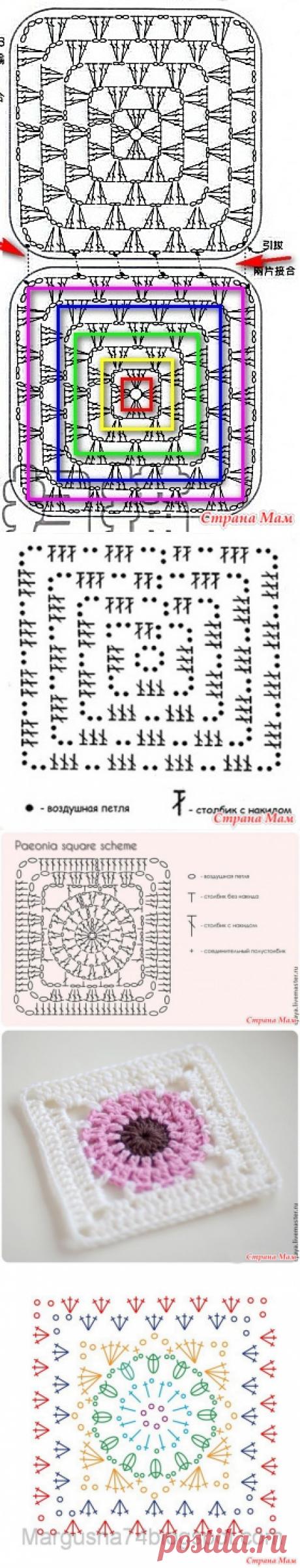 Проект-игра Магический (бабушкин) квадрат. Этап 1. Январь. Набор желающих закончен - Рукоделие и творчество с Солнечной))) - Страна Мам
