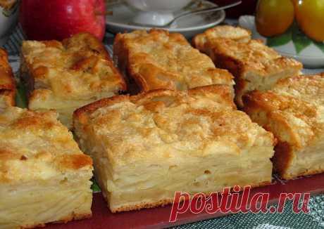 Яблочный пирог от сестер Симили - пошаговый рецепт с фото. Автор рецепта Anna Buyak . - Cookpad