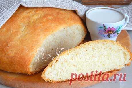 Молочный хлеб Домашний хлеб я готовлю практически через день.
