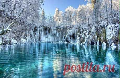 Краски природы: невероятно красивые фотографии!