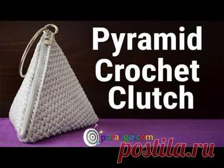 Crochet Clutch Pyramid