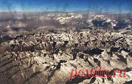 Горы Афгана