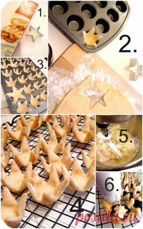 Как оформить выпечку, чтобы было не только вкусно, но и красиво