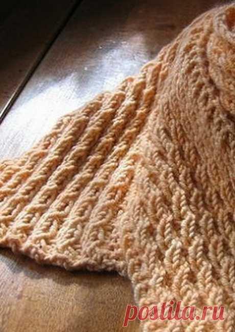 Хорошие узоры спицами для вязания кардиганов, кофточек, пуловеров - Подружки - медиаплатформа МирТесен