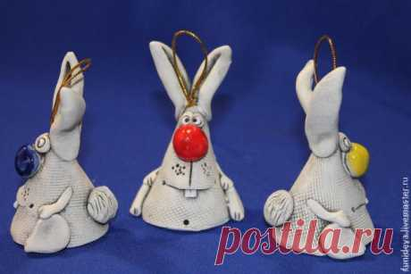 Мастер - класс по созданию зайца