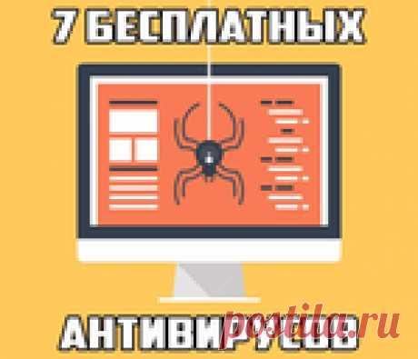 7 бесплатных антивирусов для Windows