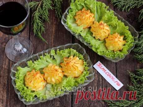 Картофель по-герцогски. Это блюдо относится к английской кухне. Предлагаю вам попробовать приготовить картофель именно так для праздничного стола.