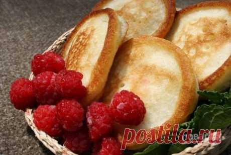 Воздушные оладьи - пошаговый рецепт с фото на Повар.ру