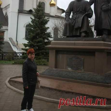 Натали Бочарова