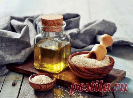 Sektreta Ayurveda: sesame oil — the universal doctor!