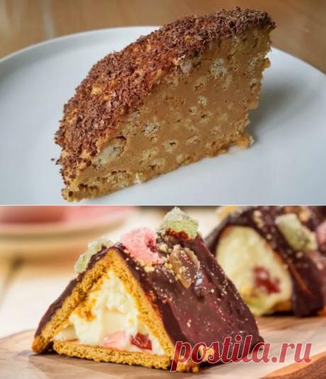 Пять рецептов без выпечки для вашей кулинарной копилки: торт «Муравейник», пирожное «Картошка», зефирный торт, шоколадный торт, десерт «Домик».  Великолепные десерты к праздничному чаепитию вы сможете приготовить, ничего не выпекая в духовке. Правда, здорово? Пирожные и торты без выпечки – это реальность, которая обрадует любую хозяюшку. Берите на заметку 5 лучших рецептов.
