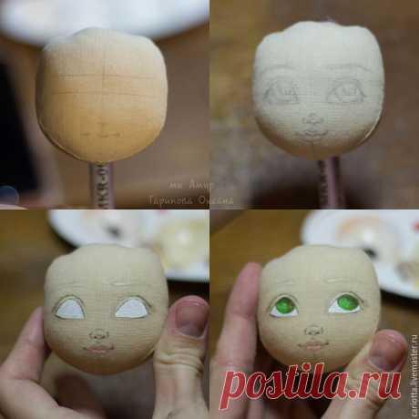 Мастер-класс по текстильной кукле «Ангел Амур». Часть 2 – мастер-класс для начинающих и профессионалов